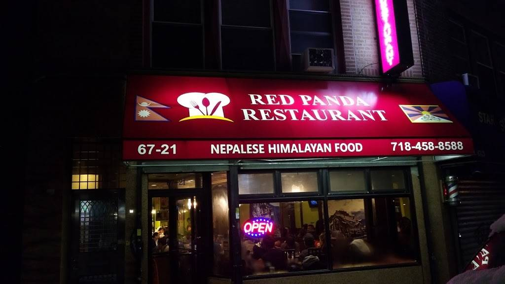 Red Panda Restaurant | restaurant | 67-21 Woodside Ave, Woodside, NY 11377, USA | 7184588588 OR +1 718-458-8588