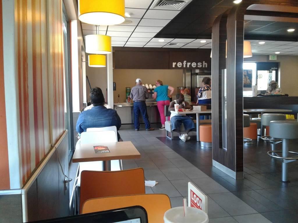 McDonalds | cafe | 3520 Ave E, Ensley, AL 35218, USA | 2057804146 OR +1 205-780-4146