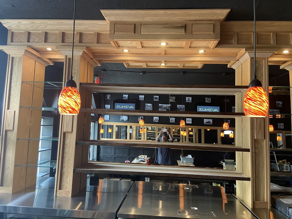AVENUE   restaurant   2354 Frankfort Ave, Louisville, KY 40206, USA   5022605695 OR +1 502-260-5695
