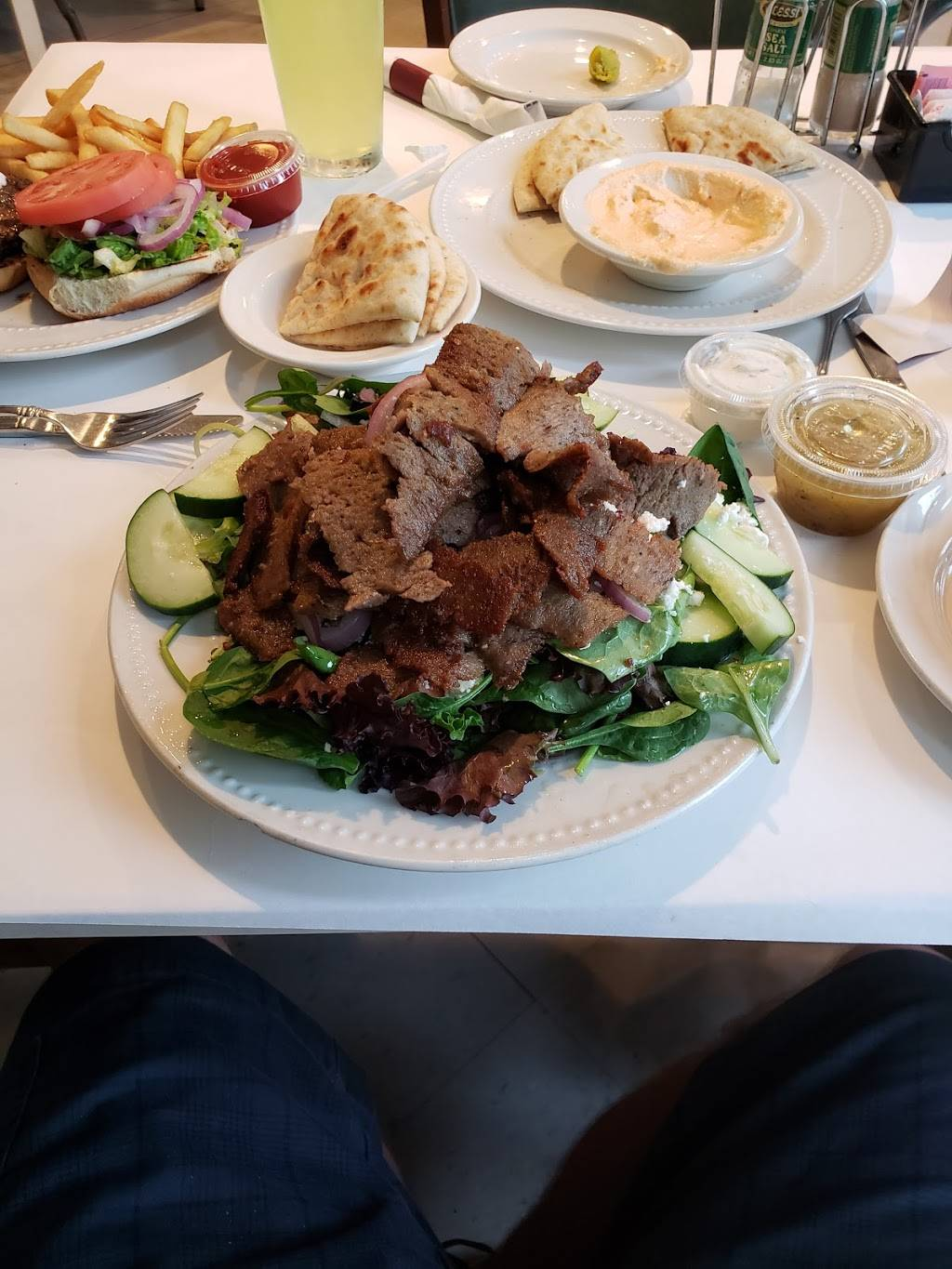 Greek Stop | restaurant | 3392 Saxonburg Blvd, Glenshaw, PA 15116, USA | 4127674002 OR +1 412-767-4002