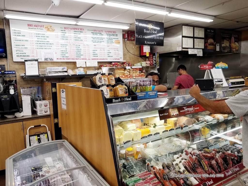 Krauszers Food & Liquor , Deli   restaurant   40 Meadowlands Pkwy, Secaucus, NJ 07094, USA   2018663417 OR +1 201-866-3417