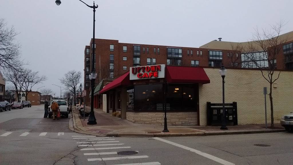 Uptown Cafe   cafe   24 E Miner St, Arlington Heights, IL 60004, USA   8473981720 OR +1 847-398-1720