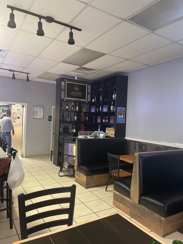ZeMeda   restaurant   512B S Van Dorn St, Alexandria, VA 22304, USA   7032126740 OR +1 703-212-6740