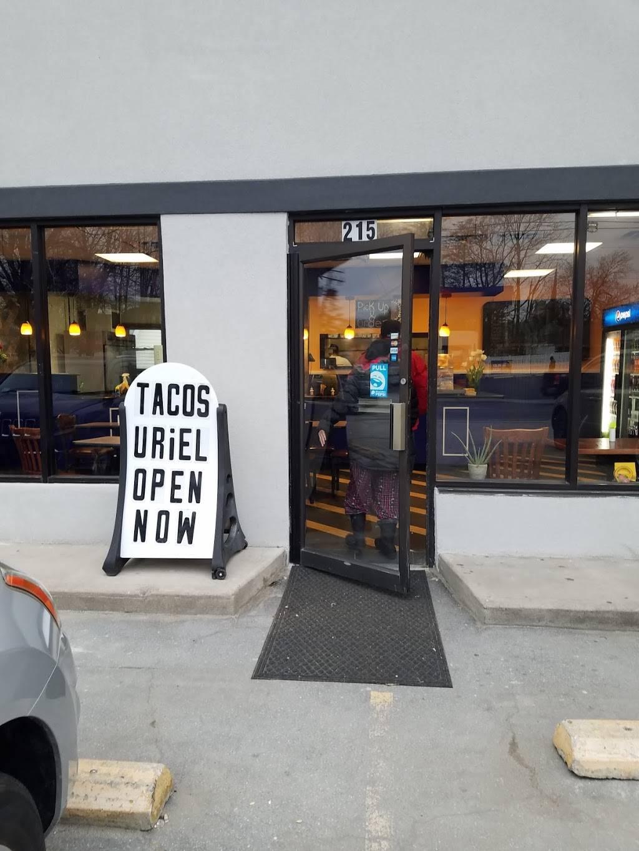 Tacos Uriel | restaurant | 215 NY-211, Middletown, NY 10940, USA | 8459782830 OR +1 845-978-2830