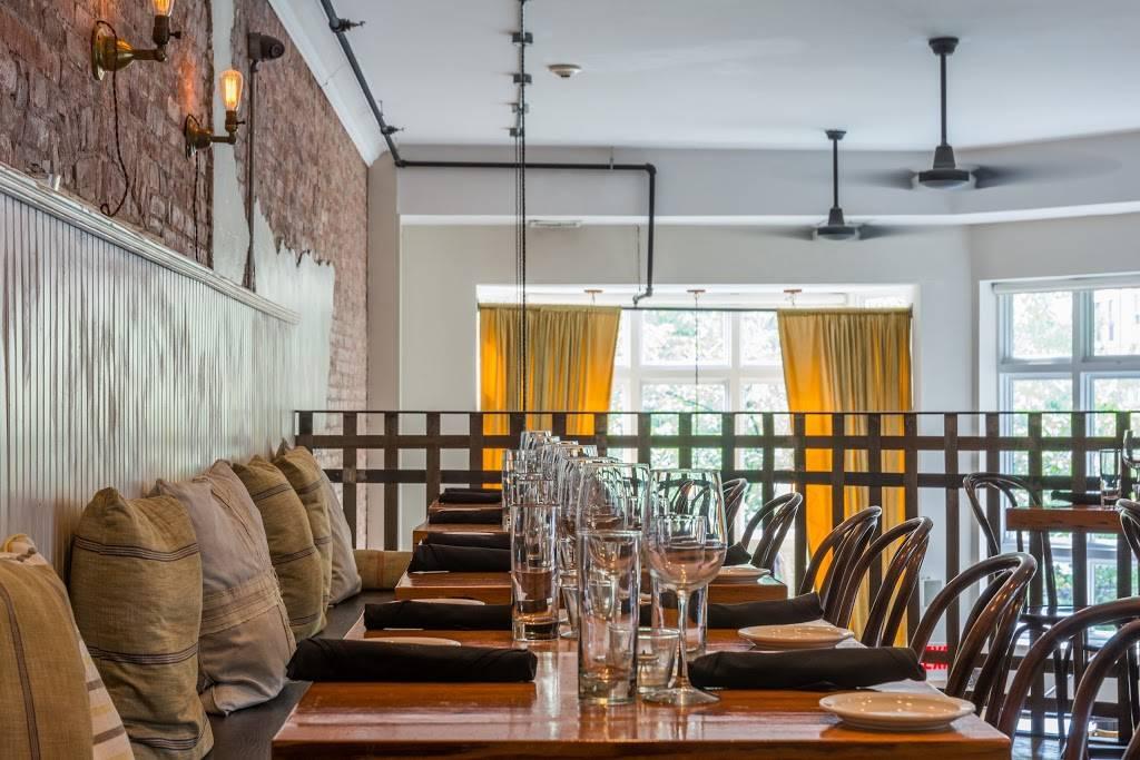 Satis Bistro | restaurant | 212 Washington St, Jersey City, NJ 07302, USA | 2014355151 OR +1 201-435-5151