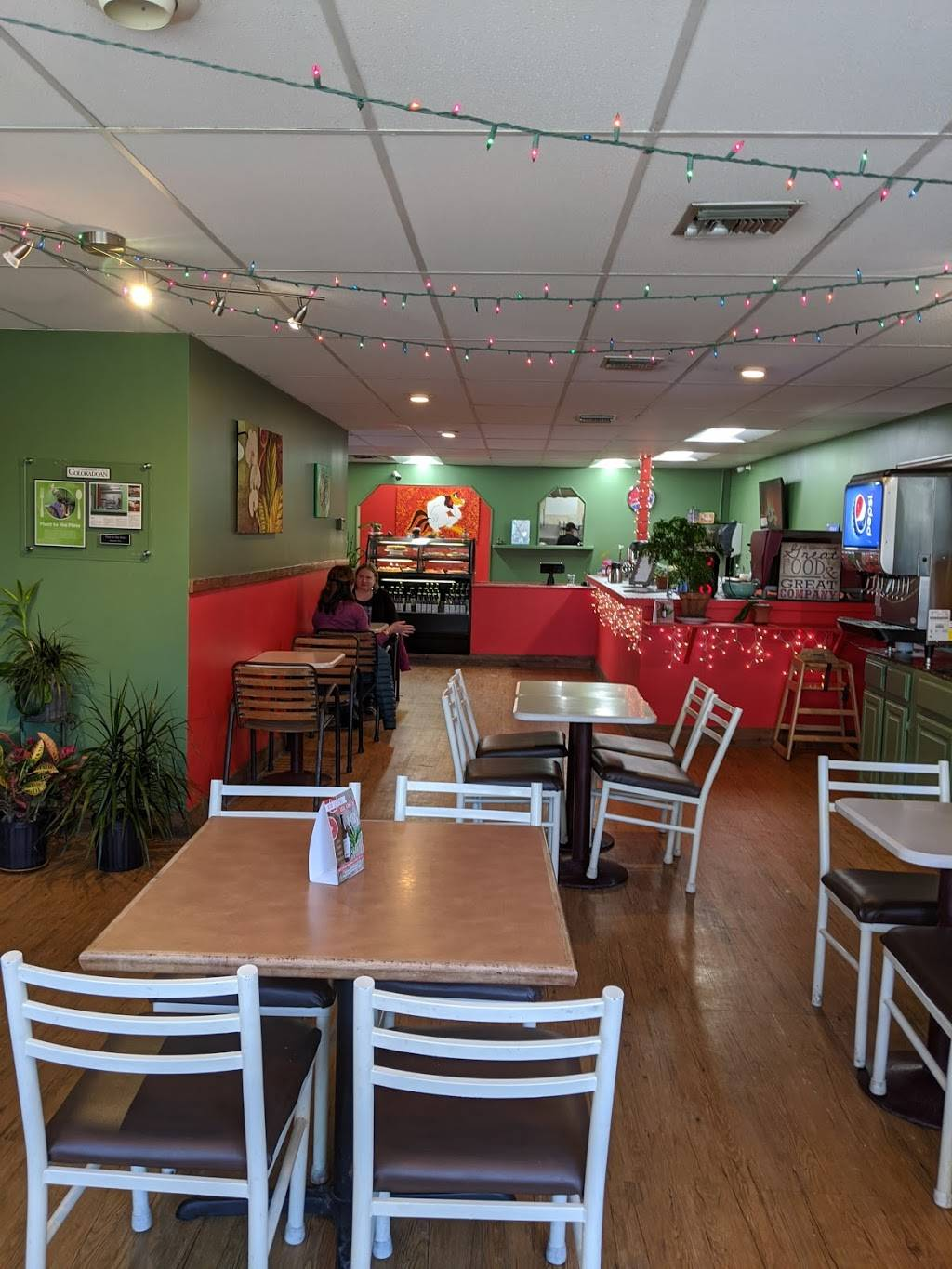 Plant To The Plate | restaurant | 822 S College Ave, Fort Collins, CO 80524, USA | 9704822109 OR +1 970-482-2109