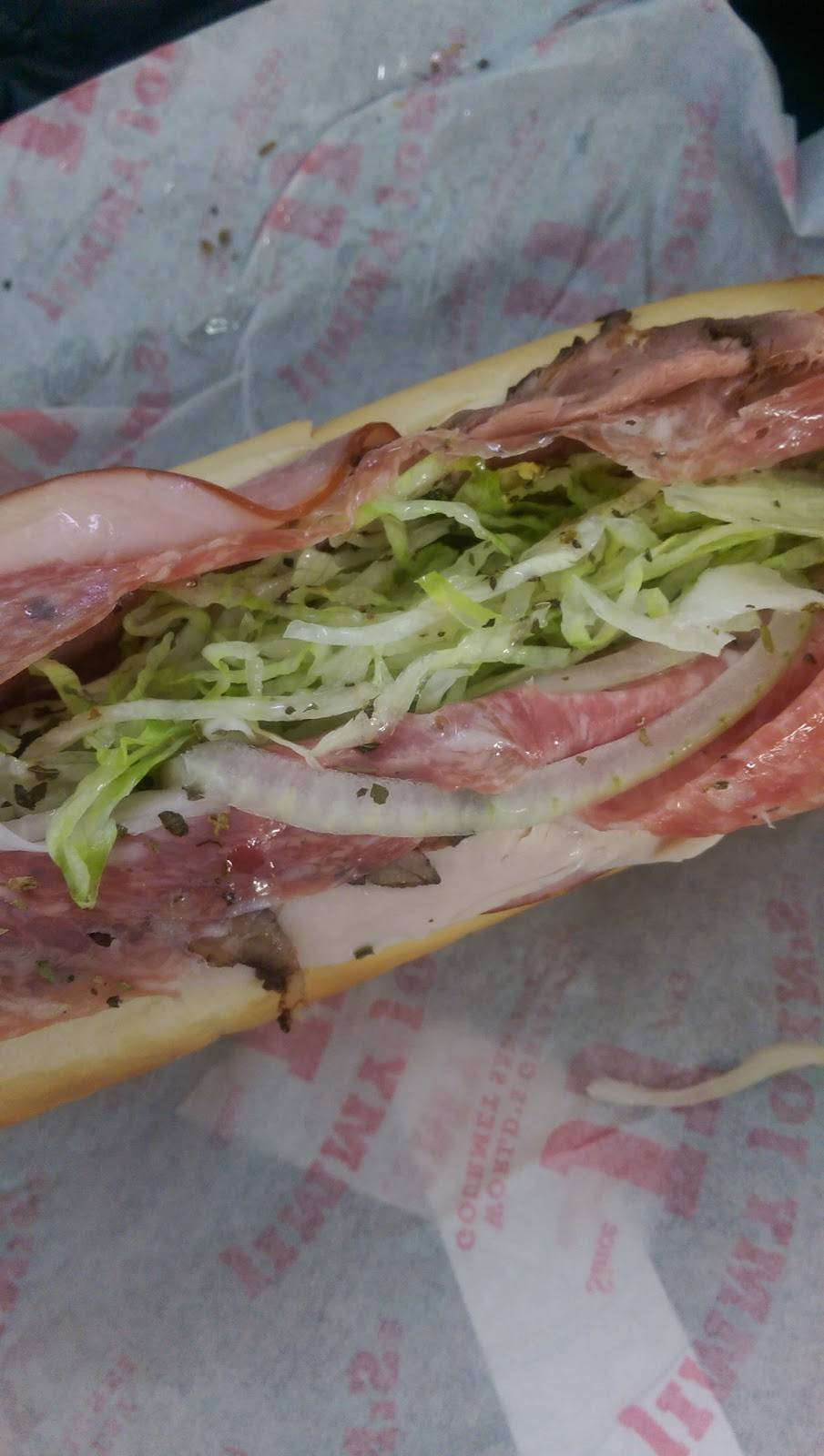 Jimmy Johns | meal delivery | 332 Skokie Valley Rd, Highland Park, IL 60035, USA | 8478319191 OR +1 847-831-9191