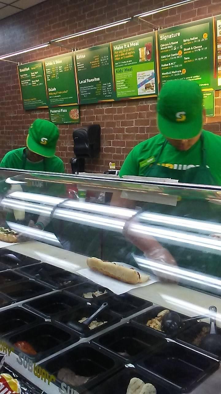 Subway Restaurants | 602 Sunburst Hwy #A, Cambridge, MD