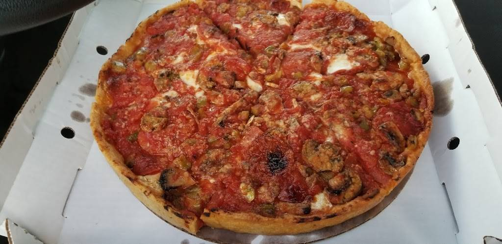 Lou Malnatis Pizzeria | meal delivery | 259 S Weber Rd B, Bolingbrook, IL 60490, USA | 6306790099 OR +1 630-679-0099