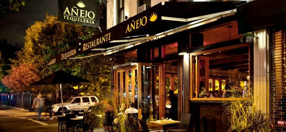 Añejo | restaurant | 668 10th Ave, New York, NY 10036, USA | 2129204770 OR +1 212-920-4770