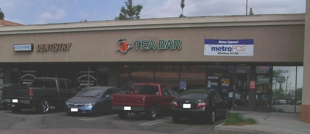 Tea Bar (Azusa)   cafe   954 E Alosta Ave, Azusa, CA 91702, USA   6263345809 OR +1 626-334-5809