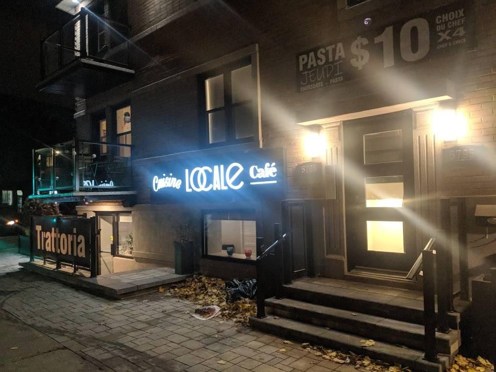 Cuisine Locale Cafe | cafe | 5795 Chemin Upper Lachine, Montréal, QC H4A 2B1, Canada | 5145430707 OR +1 514-543-0707