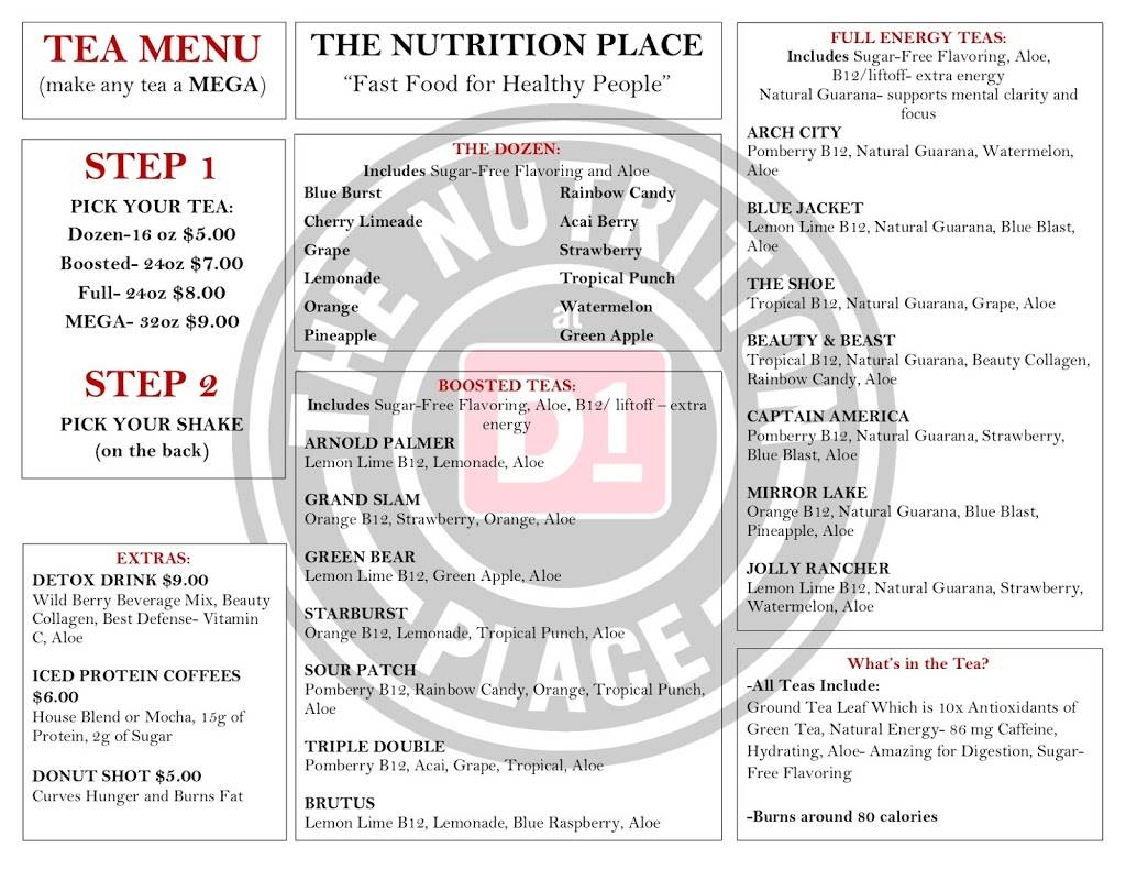 The Nutrition Place | restaurant | 8080 N High St, Columbus, OH 43235, USA | 6145472230 OR +1 614-547-2230