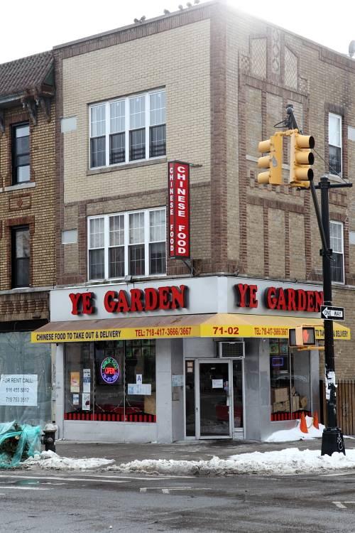 Ye Garden   restaurant   71-02 Fresh Pond Rd, Flushing, NY 11385, USA   7184173666 OR +1 718-417-3666