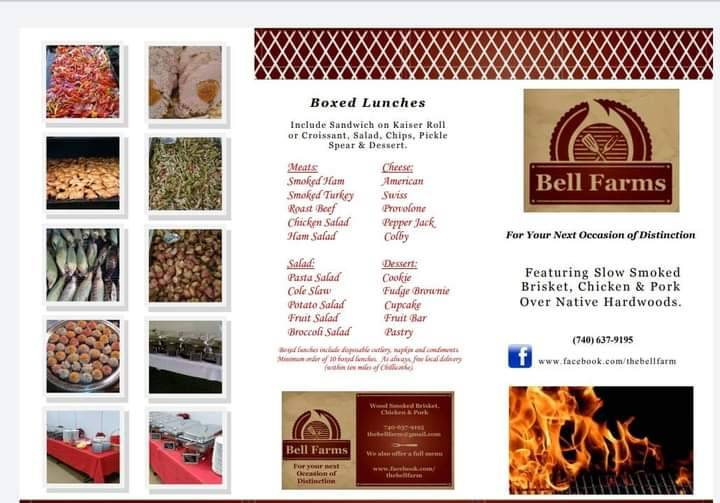 Bell Farms | restaurant | 59 E Water St, Chillicothe, OH 45601, USA | 7406379195 OR +1 740-637-9195
