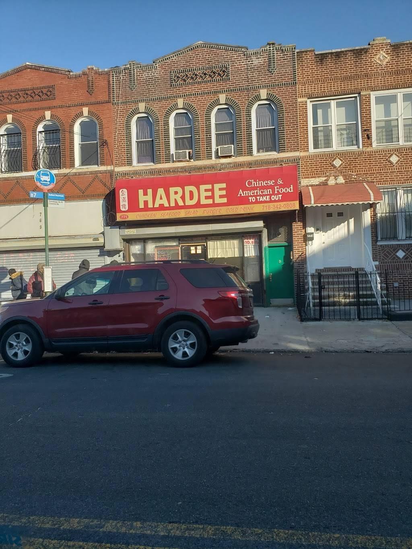 Hardee | restaurant | 771 Saratoga Ave, Brooklyn, NY 11212, USA | 7183420808 OR +1 718-342-0808