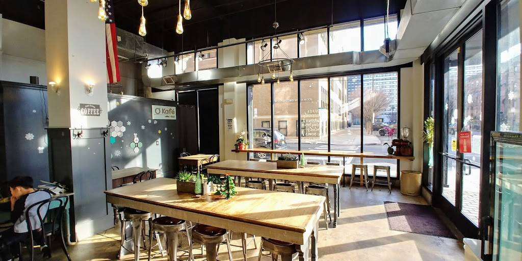 O Kafe | cafe | 230 Pavonia Ave, Jersey City, NJ 07302, USA | 2014200557 OR +1 201-420-0557