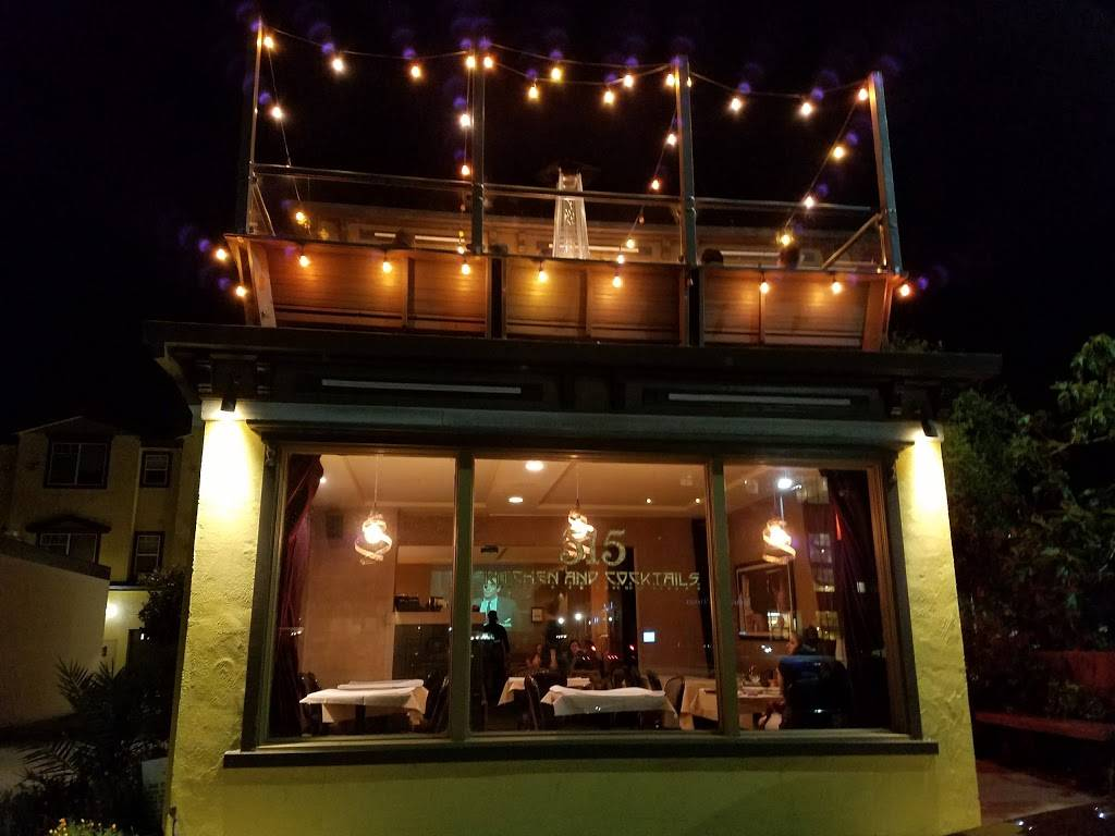 515 Kitchen Cocktails Night Club 515 Cedar St Santa Cruz Ca 95060 Usa