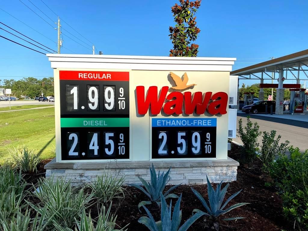 Wawa   cafe   5600 FL-100 East, Palm Coast, FL 32164, USA   3863614822 OR +1 386-361-4822