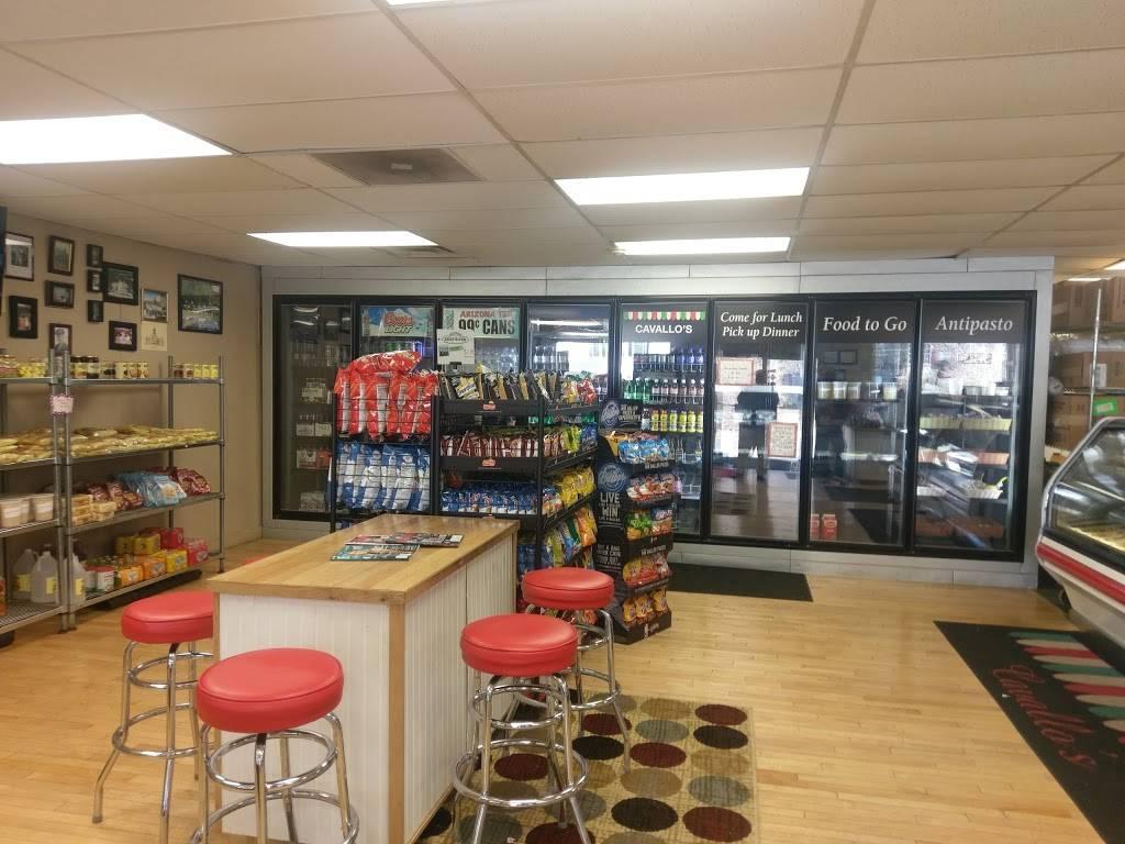 Cavallos Italian Specialty Shoppe | bakery | 60 Hillcrest Ave, Oakville, CT 06779, USA | 8609459942 OR +1 860-945-9942
