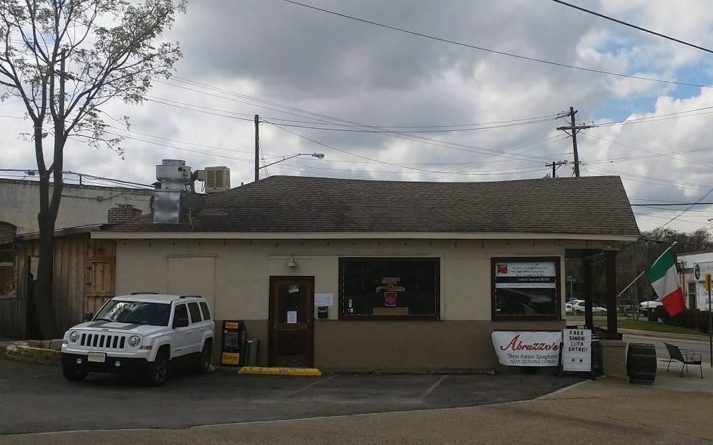 Abruzzo's - Restaurant | Dallas, TX 75208, USA