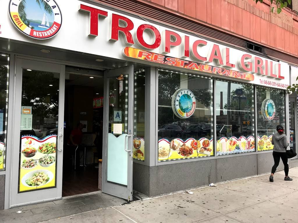 Tropical Grill | restaurant | 2419 2nd Ave, New York, NY 10035, USA | 6466493138 OR +1 646-649-3138