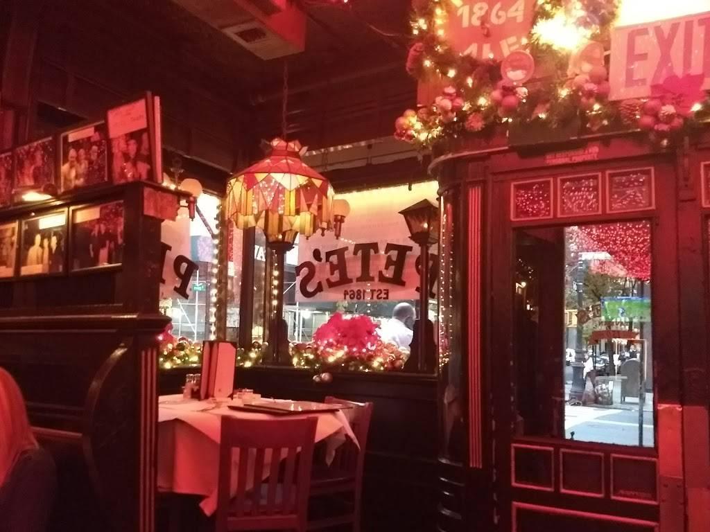 Petes Tavern | restaurant | 129 E 18th St, New York, NY 10003, USA | 2124737676 OR +1 212-473-7676