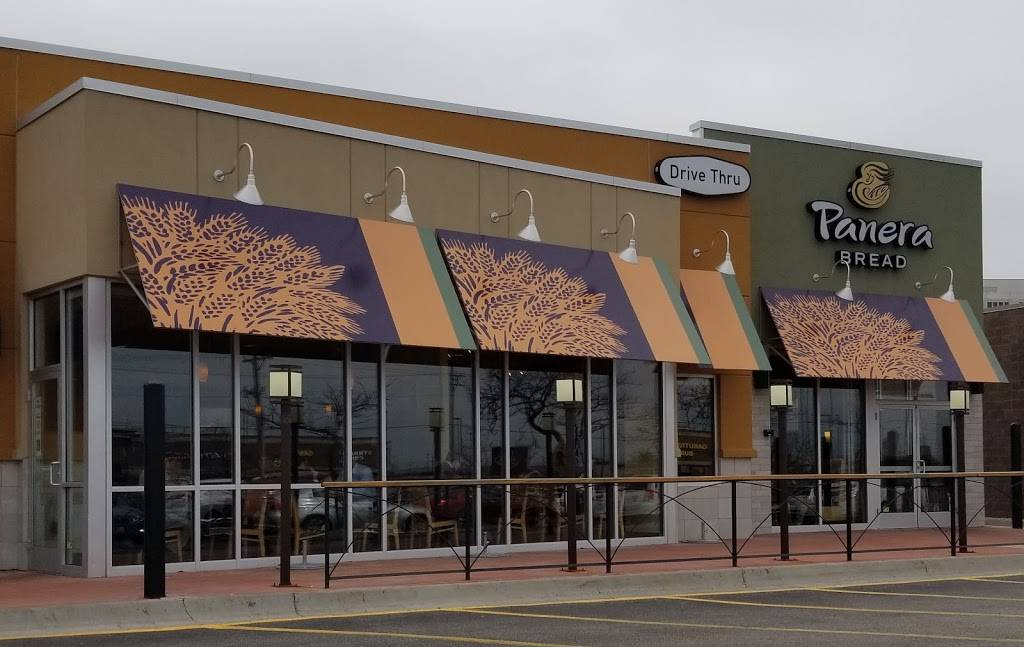 Panera Bread | cafe | 1321 Golf Rd, Rolling Meadows, IL 60008, USA | 8475933601 OR +1 847-593-3601