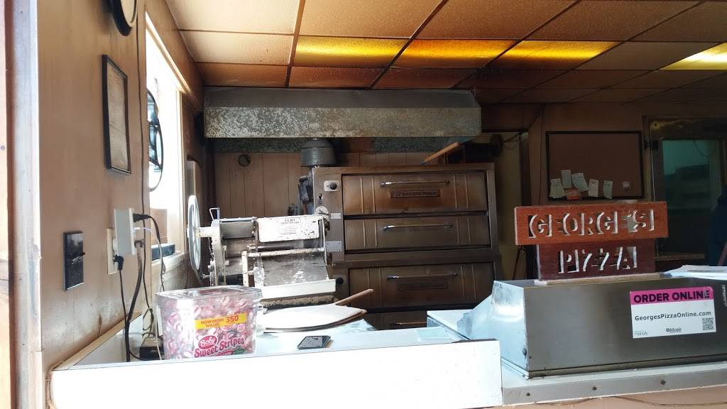 George S Pizza Meal Delivery 1220 6th St Nevada Ia 50201 Usa