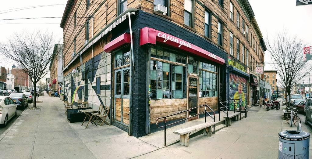 Heavy Woods   restaurant   50 Wyckoff Ave, Brooklyn, NY 11237, USA   9292343500 OR +1 929-234-3500