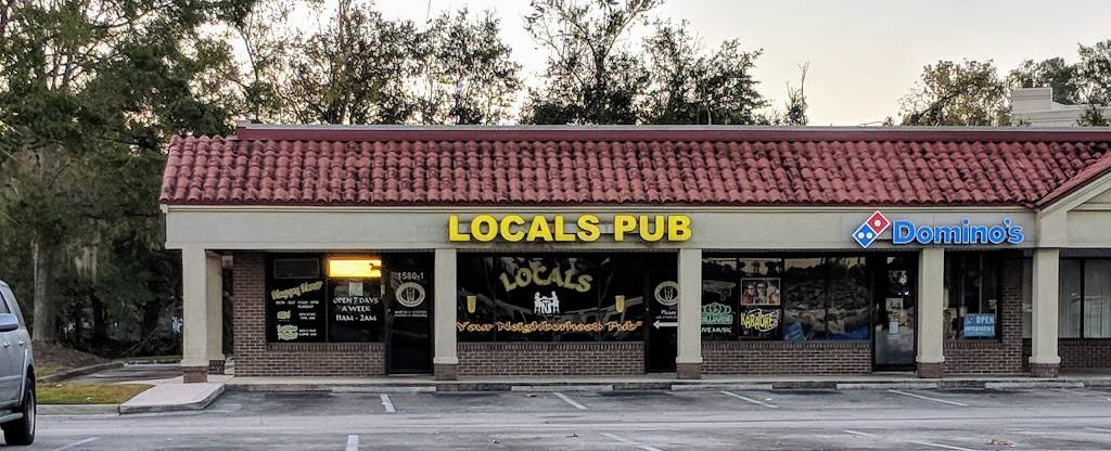 Locals Pub | restaurant | 1580 Wells Rd Suite 1, Orange Park, FL 32073, USA | 9042788227 OR +1 904-278-8227
