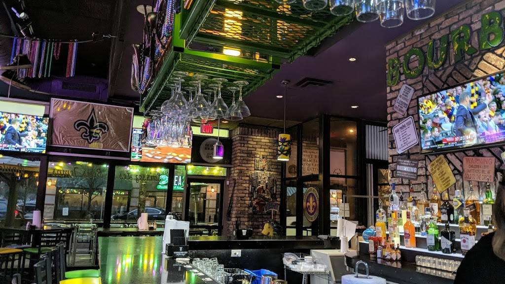 Bourbon Street Oyster Bar | restaurant | 2600 W 7th St Suite #153, Fort Worth, TX 76107, USA | 8177203444 OR +1 817-720-3444