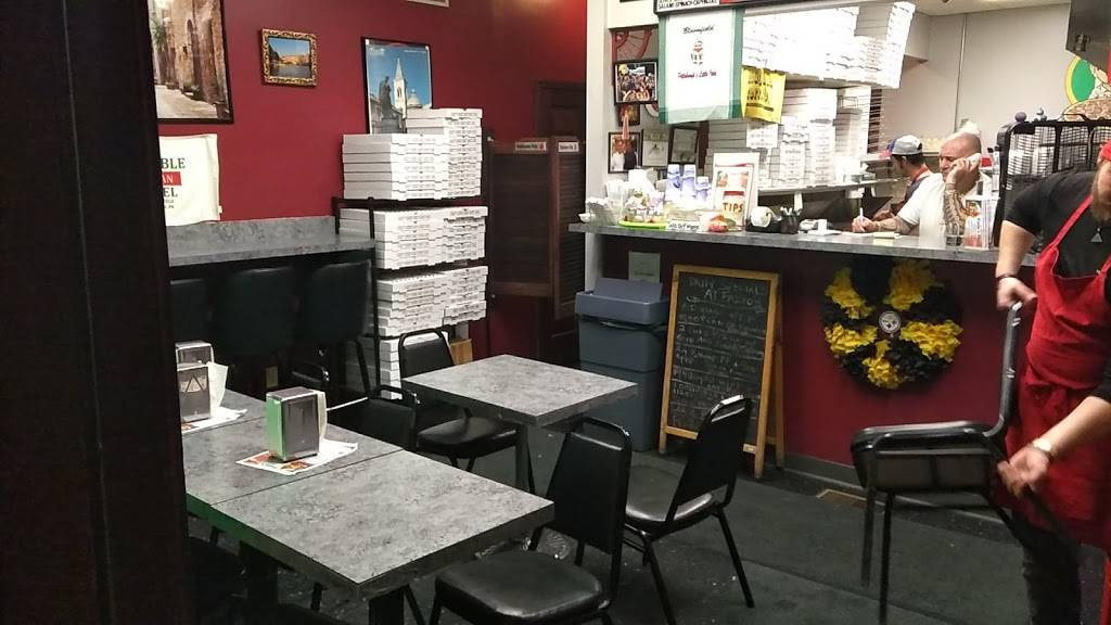 Fazios Pizza | restaurant | 4028 Penn Ave, Pittsburgh, PA 15224, USA | 4122515312 OR +1 412-251-5312