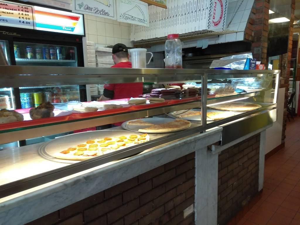 Jo Jo Pizza | restaurant | 1545 Westchester Ave, Bronx, NY 10472, USA | 7183786588 OR +1 718-378-6588