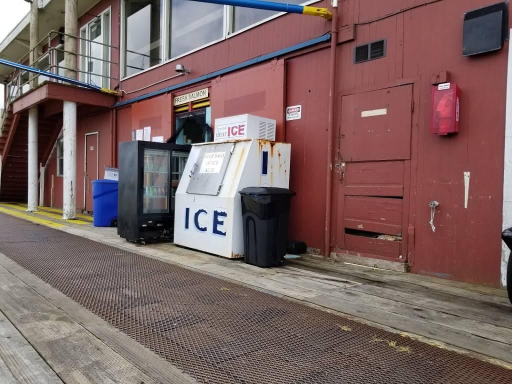 Port of Astoria Marina Seafood Market | restaurant | 344 Industry St, Astoria, OR 97103, USA