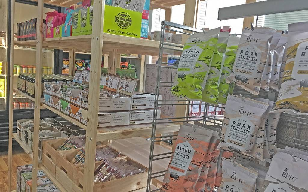 Explorado Market (Keto & Gluten Free Bakery & Grocer ...