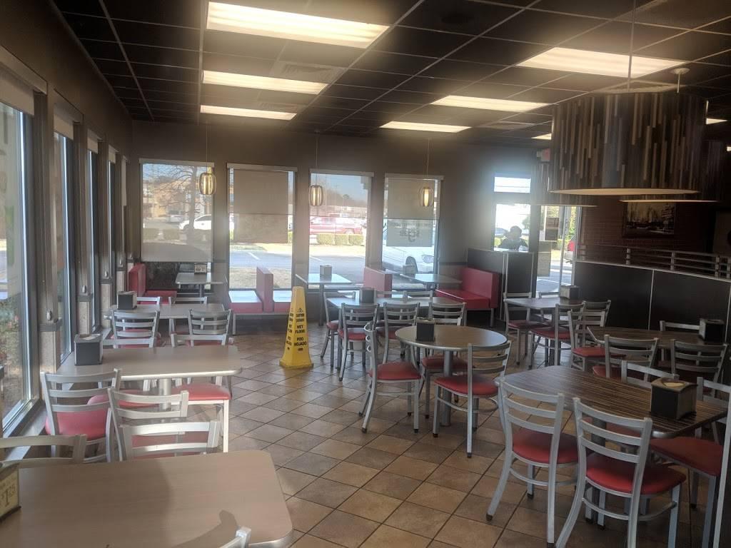 Hardees   restaurant   5859 E Virginia Beach Blvd, Norfolk, VA 23502, USA   7574611628 OR +1 757-461-1628
