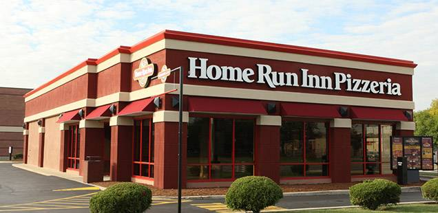 Home Run Inn Pizza Meal Delivery 820 W North Ave