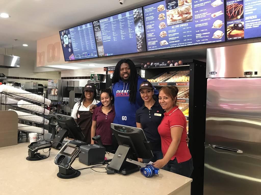 Dunkin Donuts | cafe | 105 Greene St, Jersey City, NJ 07302, USA | 2013338331 OR +1 201-333-8331