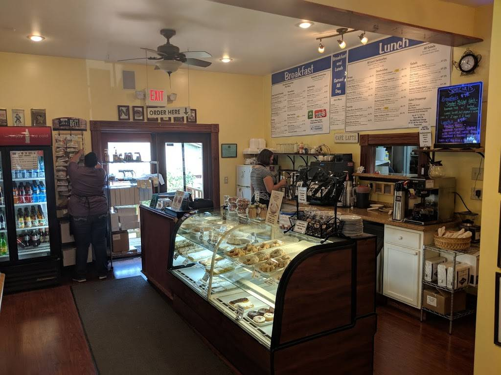 Bakery & Cafe Nonies   cafe   522 S Clark St, North Utica, IL 61373, USA   8156915002 OR +1 815-691-5002