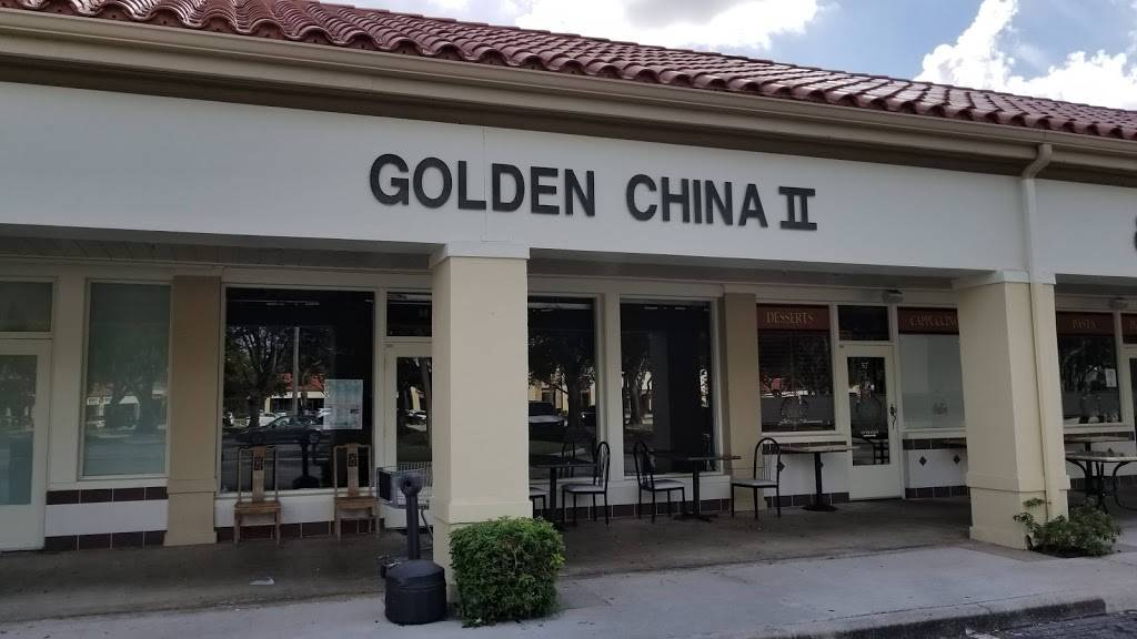 Golden China II - Chinese Restaurant in Boca Rato,FL | meal delivery | 7036 W Palmetto Park Rd, Boca Raton, FL 33433, USA | 5613625868 OR +1 561-362-5868