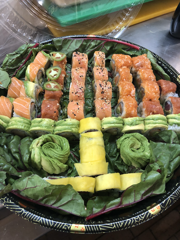 Sushi Bleu @ The Marketplace   restaurant   589 E New York Ave, Brooklyn, NY 11225, USA   8456401940 OR +1 845-640-1940