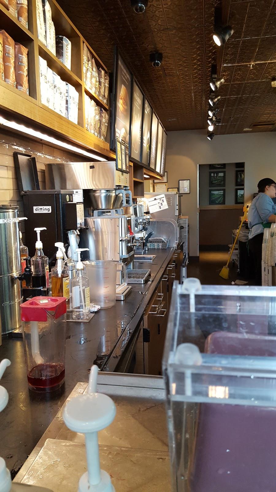 Starbucks | cafe | 901 N Nelson St #120, Arlington, VA 22203, USA | 7035276206 OR +1 703-527-6206