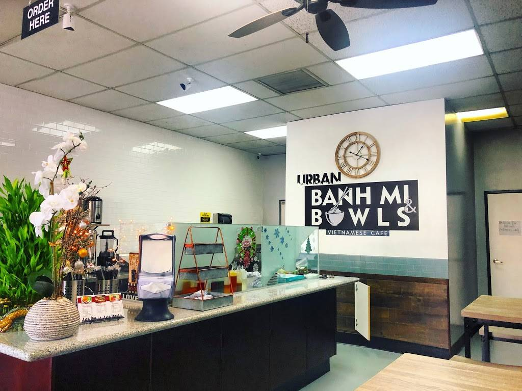 Urban banh mi & bowls | cafe | 874 W Lincoln Ave, Anaheim, CA 92805, USA | 6572083493 OR +1 657-208-3493
