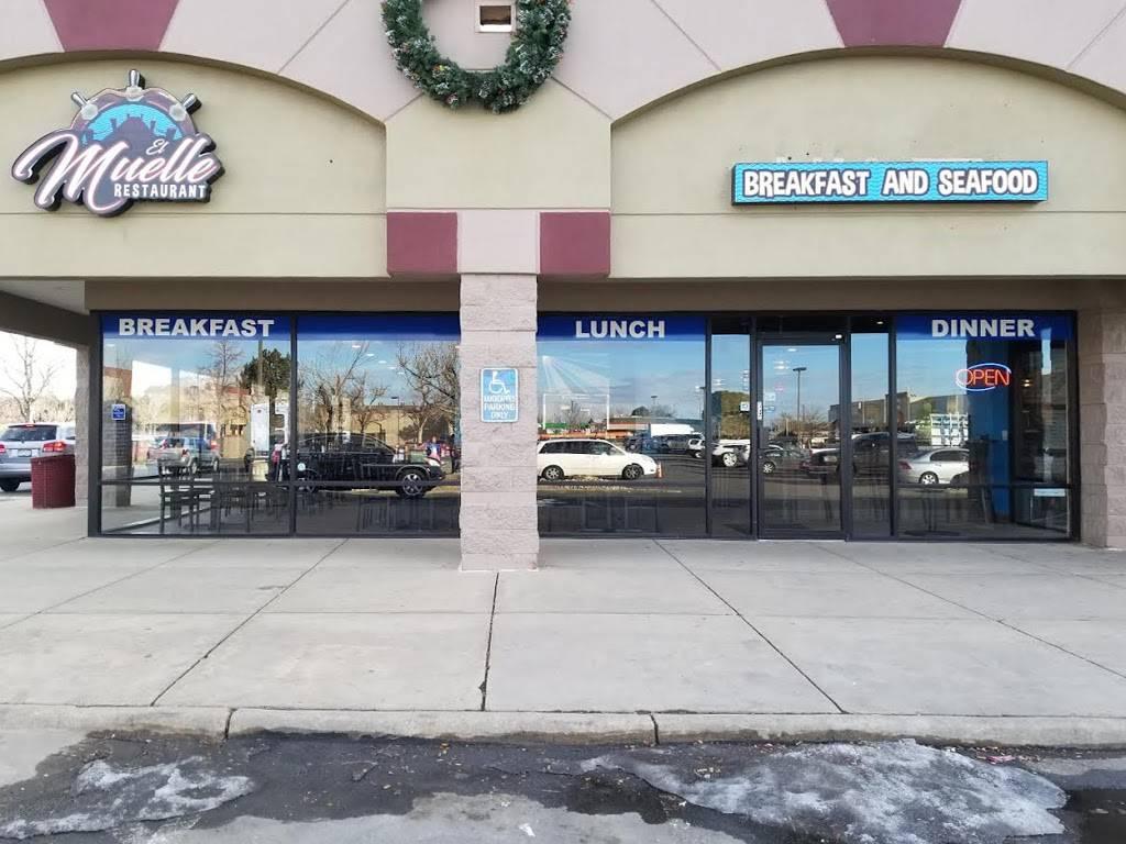 El Muelle Mexican Restaurant | restaurant | 475 Sable Blvd, Aurora, CO 80011, USA | 3035580684 OR +1 303-558-0684