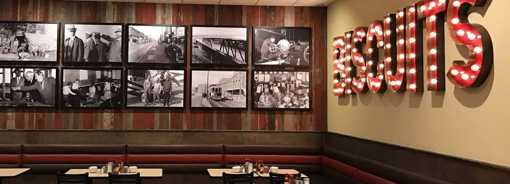 The Big Biscuit | restaurant | 5400 W 95th St, Prairie Village, KS 66207, USA | 9136486848 OR +1 913-648-6848