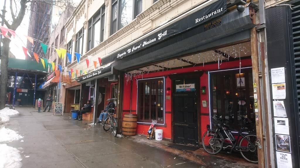 El Patron | restaurant | 51 Lincoln Rd, Brooklyn, NY 11225, USA | 9178938733 OR +1 917-893-8733