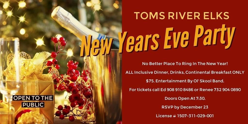 Toms River Elks Lodge 1875   restaurant   600 Washington St, Toms River, NJ 08753, USA   7323499660 OR +1 732-349-9660