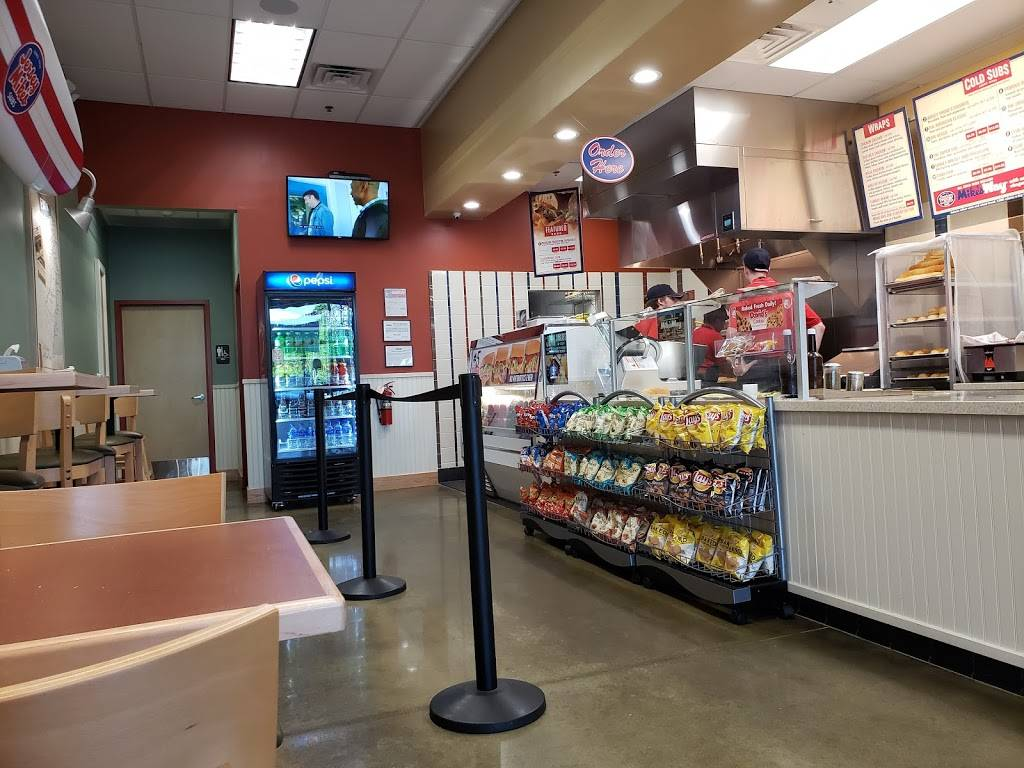 Jersey Mike's Subs - Restaurant | 1821 N Lake Forest Dr, McKinney ...