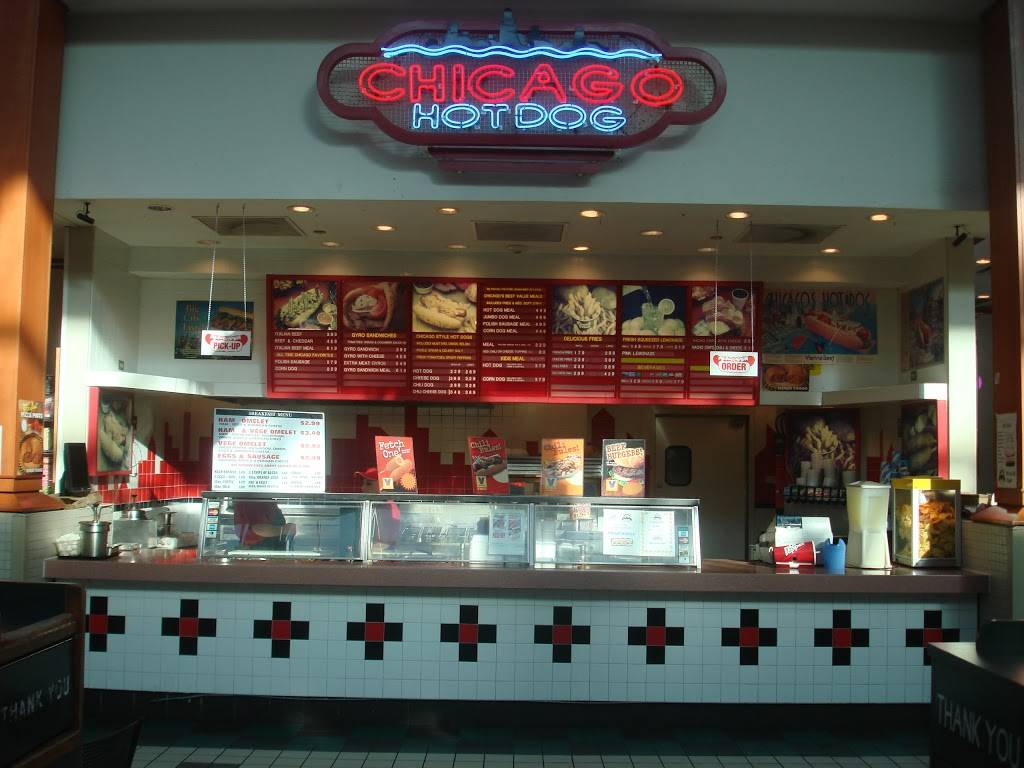 Chicago Hot Dog   restaurant   96 River Oaks Ctr # D23, Calumet City, IL 60409, USA   7088624846 OR +1 708-862-4846